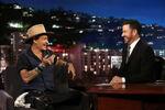 Johnny Depp visits JKL