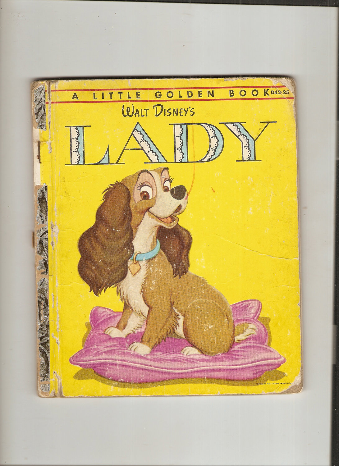 Lady and the Tramp books