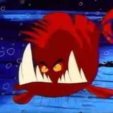 Little Mermaid - Hairfish Flounder.JPG