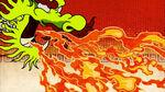 Lucius O'Thunderpunch - Dragon