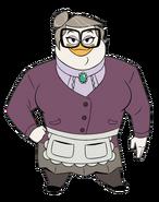 Mrs. Beakley DuckTales 2017