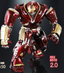 SHF Iron Man HulkBuster 2.0