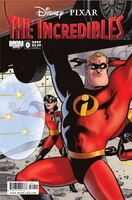 The Incredibles Issue 0A
