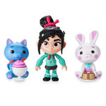 Vanellope Action Figure Set
