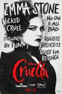 Cruella - Poster