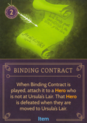 DVG Binding Contract Ursula's Lair