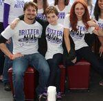 Jason Ritter Amy Yasbeck at Team Ritter Memorial Fund