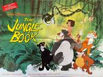 Jungle book 1988 uk quad