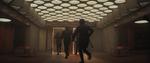 Minutemen run to the Time Doors - Loki EP2