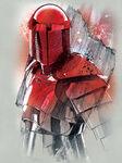 Praetorian Guard - TLJ promo character art