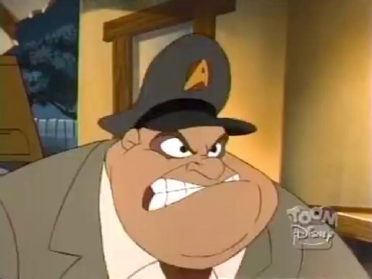 Commander Buck Burpelson