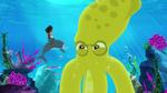 Squid says no way