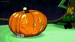 The Curse of Mudfart - Jack-o'-lantern