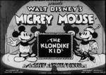 The klondike kid original opening title card
