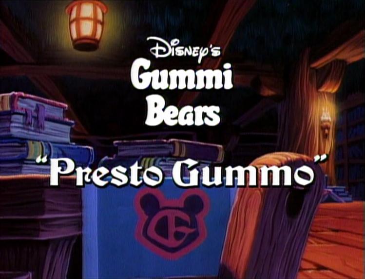 Presto Gummo