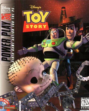 Toy Story Video Game Disney Wiki Fandom