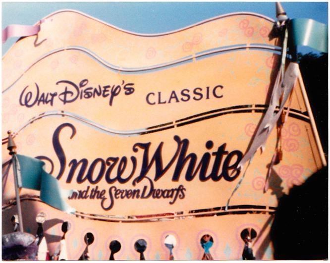 Snow White's Golden Anniversary Celebration