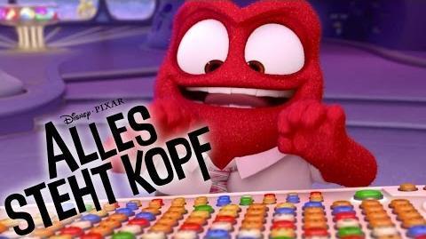 ALLES STEHT KOPF - Triff Wut - Ab 01.10