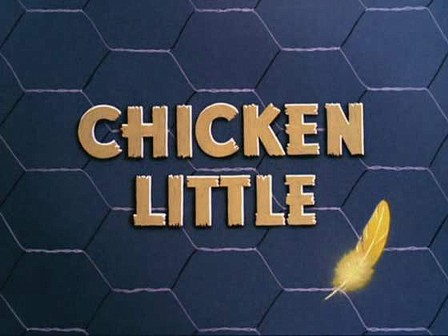 Chicken Little (1943 short)