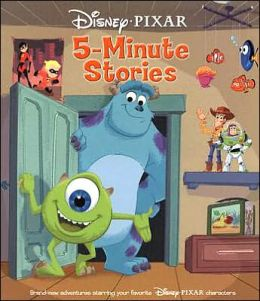 Disney-Pixar 5-Minute Stories