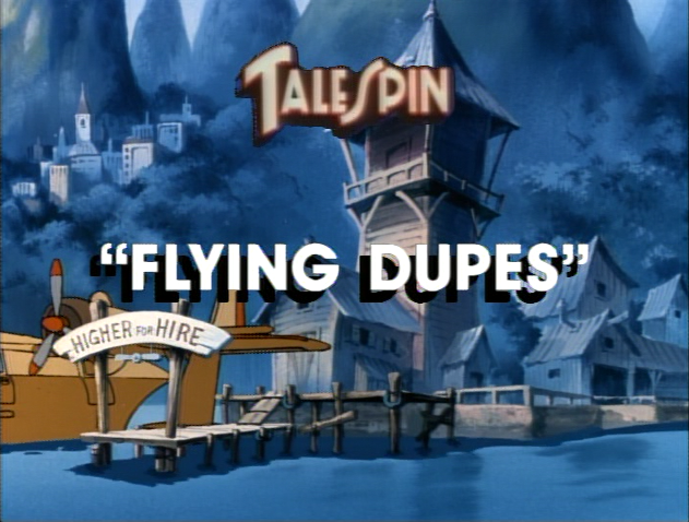 Flying Dupes