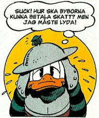"Andold ""Wild Duck"" Temerary"