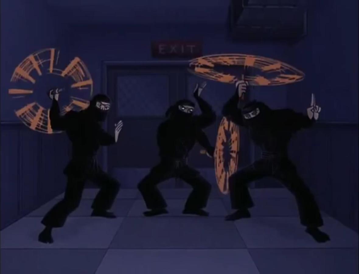 Ninjas (Recess: School's Out)