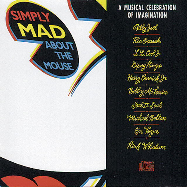 Simply Mad About the Mouse (album)