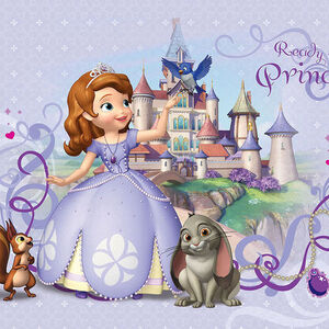 Sofia the First Ready to Be a Princess Wallpaper.jpg