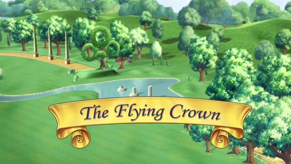 A Coroa Voadora