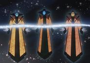 Time Keepers protect the Sacred Timeline - Loki EP1