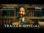 A Misteriosa Sociedade Benedict - Trailer Oficial Legendado - Disney+