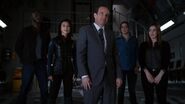 Agents of S.H.I.E.L.D. - 1x22 - Beginning of the End - Team