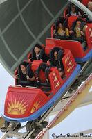 CA Screamin Red Coaster