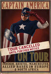 Canceled tour Cap-poster