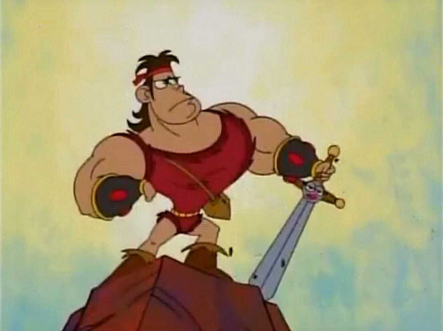 Dave the Barbarian (song)