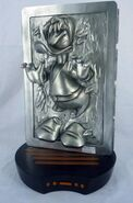 Donald Duck Carbonite