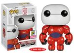 Funko Pop SDCC Exclusive Unmasked Baymax 2.0