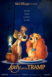 Lady Tramp Poster