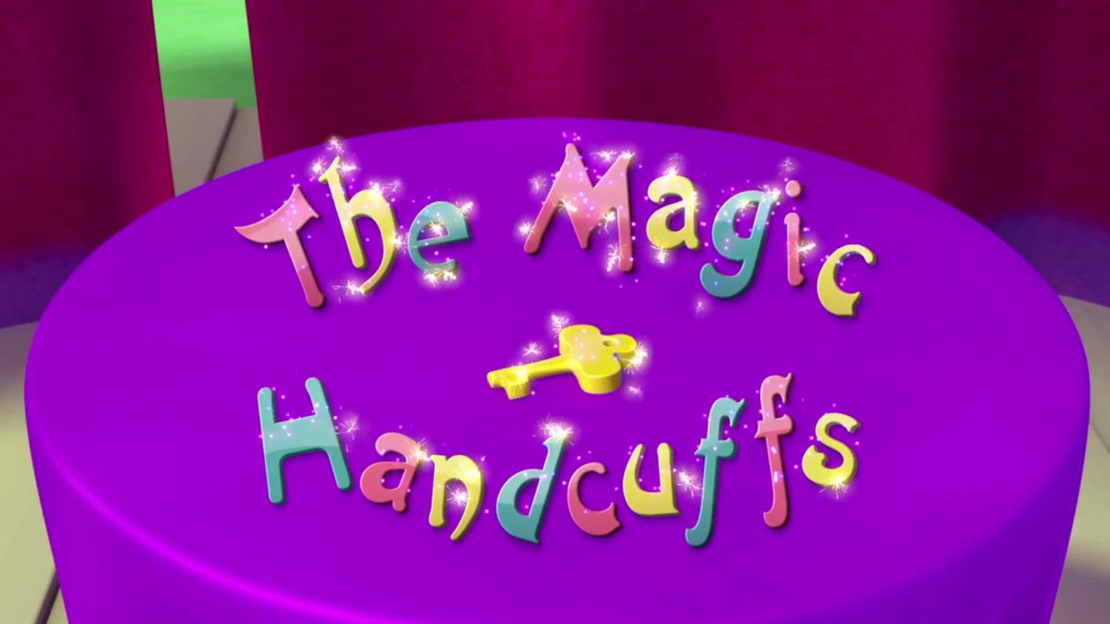 The Magic Handcuffs