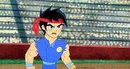 Ninki Ninja Fight Town - Arata