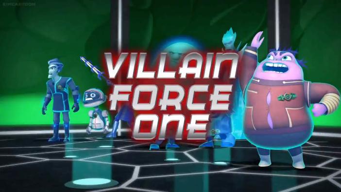 Villain Force One