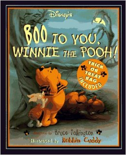 Boo to You, Winnie the Pooh! (book)