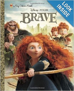 Brave (Big Golden Book)