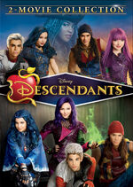 Descendants 2 Movie Collection DVD.jpg