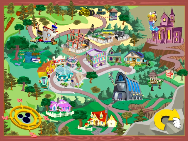 Toontown (Mickey Mouse)