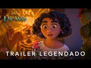 Encanto - Trailer Oficial Legendado