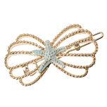 Hair Decoration Ariel shell ribbon clip hairpin