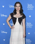 Hayley Atwell D23 Expo19