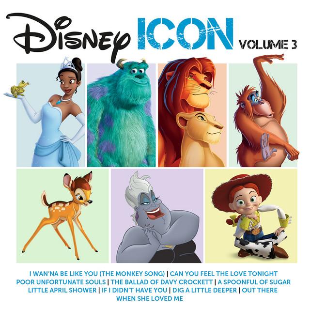 ICON: Disney, Vol. 3